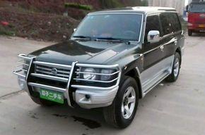 猎豹黑金刚 2013款 2.2L 手动四驱标准型