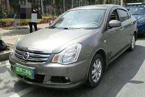 日产轩逸 2012款 经典 1.6XE 手动舒适版