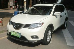 日产奇骏 2014款 2.0L CVT舒适版 2WD