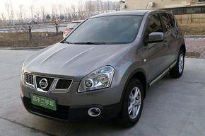 日产逍客 2012款 2.0XL 火 CVT 2WD