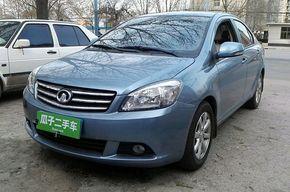 长城C30 2012款 1.5L 手动舒适型