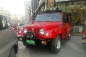 北汽战旗 2010款 2.0L CK