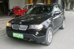 宝马X3 2008款 xDrive25i领先型(进口)