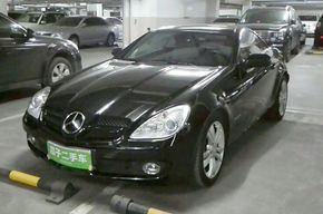 奔驰SLK级 2010款 SLK 200K Grand Edition(进口)