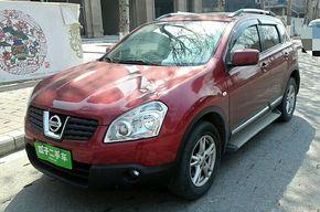 日产逍客 2010款 20S火 CVT 2WD