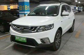 吉利远景SUV 2016款 1.3T CVT旗舰型