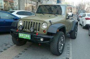Jeep牧马人 2013款 3.6L 两门版 Rubicon(进口)