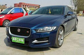 捷豹XE 2015款 2.0T 200PS R-Sport