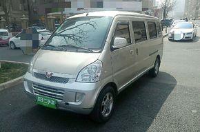 五菱荣光 2012款 1.5L加长标准型
