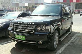 路虎揽胜 2012款 5.0 V8 SC(进口)