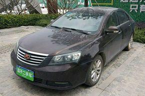 吉利经典帝豪 2013款 三厢 1.8L CVT尊贵型