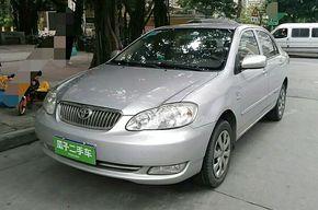 丰田花冠 2007款 1.6L 自动G
