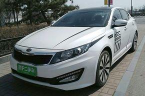 起亚K5 2012款 2.0L 自动DLX-2