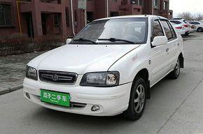 夏利 2011款 A+ 1.0L 三厢(无空调)国IV