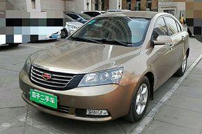 吉利经典帝豪 2012款 三厢 1.8L 手动舒适型