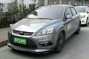 福特福克斯 2009款 三厢 1.8L 手动舒适型