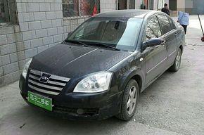 奇瑞A5 2009款 1.5L 精英版