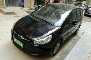江淮瑞风M2 2012款 1.5L MT宜家舒适版