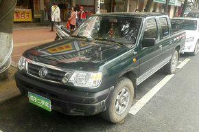 东风锐骐皮卡 2013款 2.2T超值版 柴油两驱标准型ZD22TE