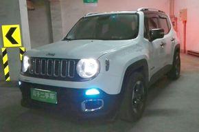 Jeep自由侠 2016款 1.4T 自动动能版