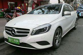 奔驰A级 2013款 A 200 都市型(进口)