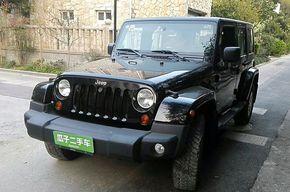 Jeep牧马人 2010款 3.8L 四门版 Sahara(进口)