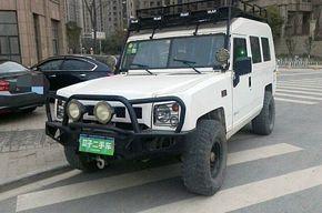 北汽勇士 2008款 3.0T 五门四驱柴油版