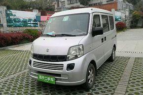 铃木浪迪 2009款 1.4L手动舒适型 阳光版