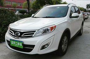 传祺GS5 2013款 1.8T 自动两驱豪华版