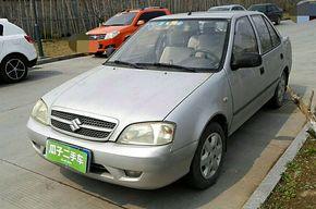 铃木羚羊 2009款 1.3L 白金版