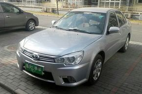 东南V3菱悦 2011款 1.5L 手动豪华版