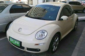 大众甲壳虫 2010款 1.8T BlackOrange豪华版(进口)