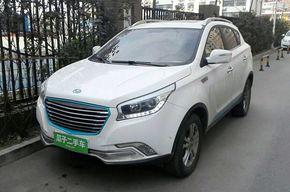华泰新能源华泰XEV260 2016款 精英型