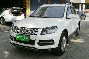 川汽野马野马T70 2016款 1.8T CVT优雅型