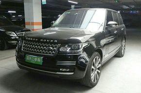 路虎揽胜 2013款 5.0 V8 AB 尊崇创世版(进口)