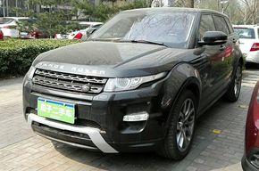 路虎揽胜极光 2012款 2.0T 5门耀动版(进口)