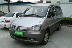 东风风行菱智 2013款 M3 1.6L 7座舒适型
