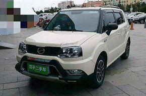 中兴C3 2014款 1.5L 厂庆版