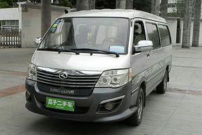 金龙金威 2011款2.5T玉柴创享型YC4FB90-30