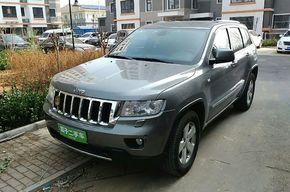 Jeep大切诺基 2013款 3.6L 舒享导航版(进口)
