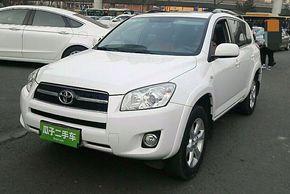 丰田RAV4 2011款 2.4L 自动四驱至臻版