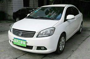 长城C30 2010款 1.5L 手动豪华型