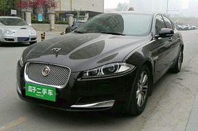 捷豹XF 2014款 XF 2.0T 风华版