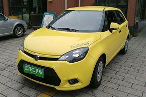 MG3 2014款 1.3L AMT舒适版