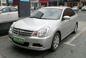 日产轩逸 2009款 1.6XL 手动豪华天窗版