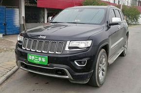 Jeep大切诺基 2014款 3.0L 舒享导航版(进口)