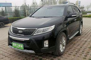 起亚索兰托 2013款 2.2T 7座柴油舒适版(进口)