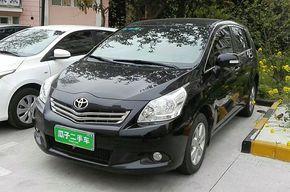 丰田逸致 2012款 180G CVT舒适多功能版