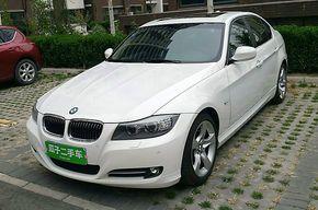 宝马3系 2012款 325i 豪华型