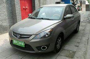 长安悦翔 2012款 三厢 1.5L 手动豪华型